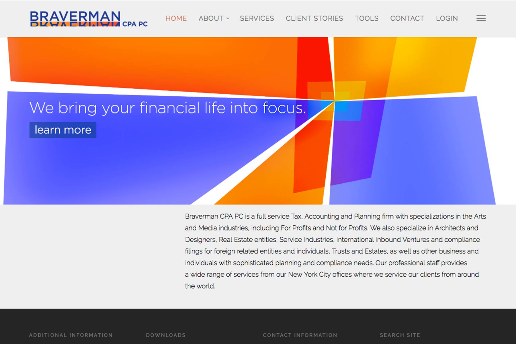 braverman-cpa-website
